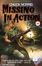 Missing in Action - British Movie Cover (xs thumbnail)