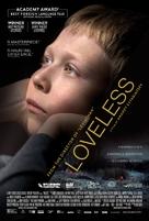 Nelyubov - Movie Poster (xs thumbnail)