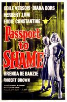 Passport to Shame - British Movie Poster (xs thumbnail)