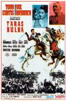 Taras Bulba - Spanish Movie Poster (xs thumbnail)