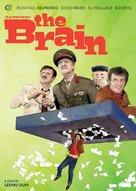 Le cerveau - DVD cover (xs thumbnail)