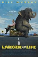 Larger Than Life - poster (xs thumbnail)