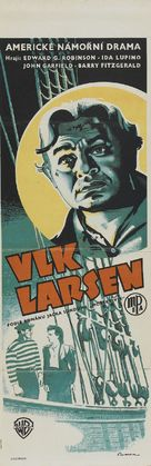 The Sea Wolf - Czech Movie Poster (xs thumbnail)