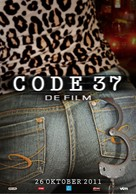 """""""Code 37"""" - Belgian Movie Poster (xs thumbnail)"""