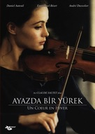 Un coeur en hiver - Turkish Movie Cover (xs thumbnail)