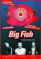 Shooting Fish - Italian Movie Poster (xs thumbnail)