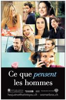 He's Just Not That Into You - Swiss Movie Poster (xs thumbnail)