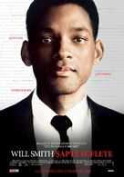 Seven Pounds - Romanian Movie Poster (xs thumbnail)