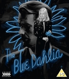 The Blue Dahlia - British Blu-Ray movie cover (xs thumbnail)
