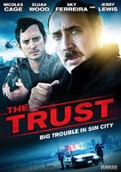 The Trust - German Movie Cover (xs thumbnail)