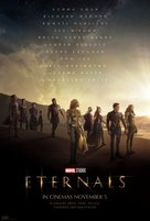 Eternals - Indian Movie Poster (xs thumbnail)