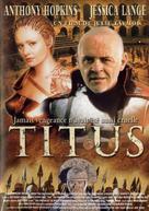 Titus - French Movie Poster (xs thumbnail)