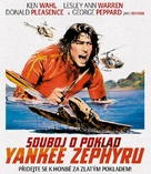 Race for the Yankee Zephyr - Czech Movie Cover (xs thumbnail)