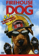 Firehouse Dog - British Movie Cover (xs thumbnail)