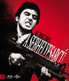 Scarface - Hungarian Movie Cover (xs thumbnail)