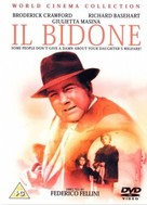 Il bidone - British DVD movie cover (xs thumbnail)