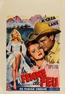 Ramrod - Belgian Movie Poster (xs thumbnail)