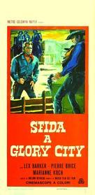 Die Hölle von Manitoba - Italian Movie Poster (xs thumbnail)