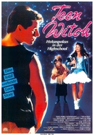 Teen Witch - German Movie Poster (xs thumbnail)