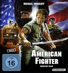 American Ninja - German Movie Cover (xs thumbnail)