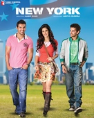 New York - Indian Movie Poster (xs thumbnail)
