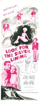 Look for the Silver Lining - Re-release poster (xs thumbnail)