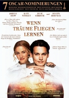 Finding Neverland - German Movie Poster (xs thumbnail)