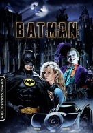 Batman - German Movie Cover (xs thumbnail)