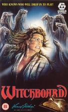 Witchboard - British VHS cover (xs thumbnail)