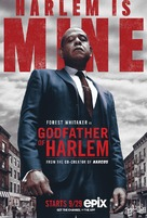 """""""The Godfather of Harlem"""" - Movie Poster (xs thumbnail)"""