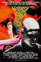 Natural Born Killers - Video release movie poster (xs thumbnail)