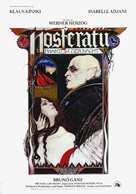 Nosferatu: Phantom der Nacht - German Movie Poster (xs thumbnail)