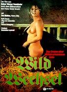 Wildwechsel - German Movie Poster (xs thumbnail)
