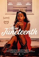 Miss Juneteenth - Movie Poster (xs thumbnail)