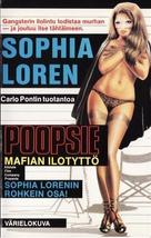 La pupa del gangster - Finnish VHS movie cover (xs thumbnail)