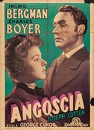 Gaslight - Italian Movie Poster (xs thumbnail)