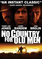 No Country for Old Men - DVD cover (xs thumbnail)
