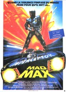 Mad Max - French Movie Poster (xs thumbnail)