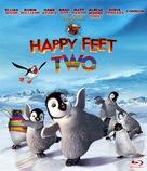 Happy Feet Two - Blu-Ray movie cover (xs thumbnail)