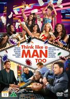 Think Like a Man Too - Danish DVD movie cover (xs thumbnail)