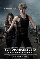 Terminator: Dark Fate - Spanish Movie Poster (xs thumbnail)