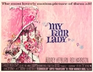 My Fair Lady - British Movie Poster (xs thumbnail)