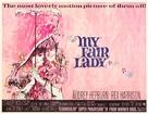 My Fair Lady - British Movie Poster (xs thumbnail)