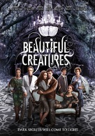 Beautiful Creatures - DVD movie cover (xs thumbnail)