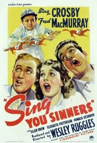 Sing You Sinners - Movie Poster (xs thumbnail)