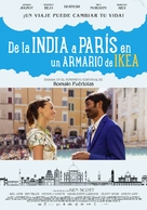 The Extraordinary Journey of the Fakir - Spanish Movie Poster (xs thumbnail)