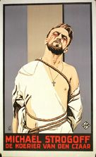 Michel Strogoff - Dutch Movie Poster (xs thumbnail)