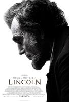 Lincoln - Turkish Movie Poster (xs thumbnail)