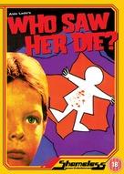 Chi l'ha vista morire? - British Movie Cover (xs thumbnail)