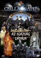 Stargate: The Ark of Truth - Hungarian Movie Cover (xs thumbnail)